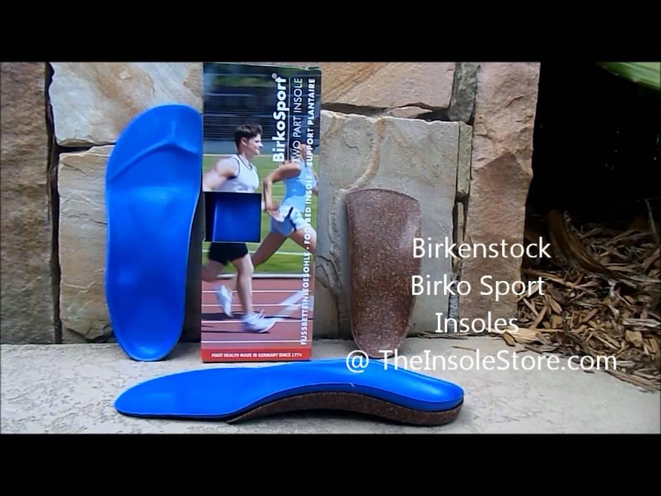 birko sport arch support