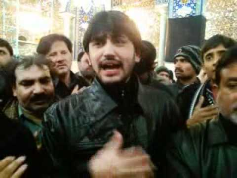 noha khuwani of johar rizvi,ali tafseer,zafar abbas zafar at roza e bibi zainab (s.a) sham.... Travel Video