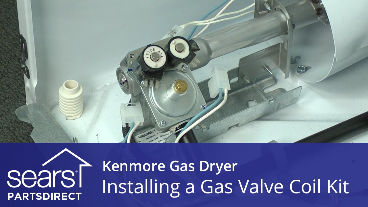 Kenmore Dryer Gas Valve Wiring - DIY Enthusiasts Wiring Diagrams •