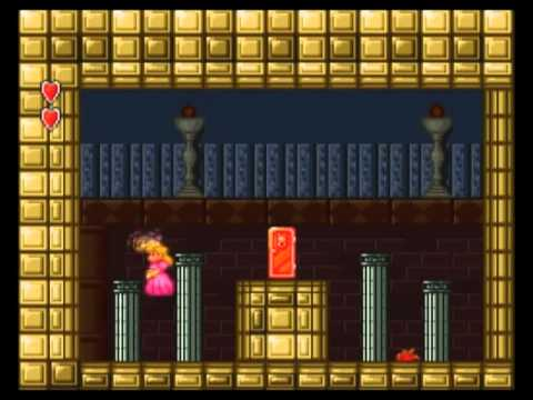 Super Mario Bros. 2 (Anew) ~ #7 Peach Pie