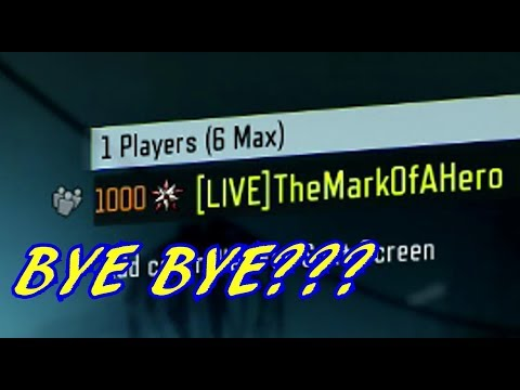 I'll RESET my Level 1000 Account at 1000 Likes LOL! - Final Black Ops 3 Stream xD