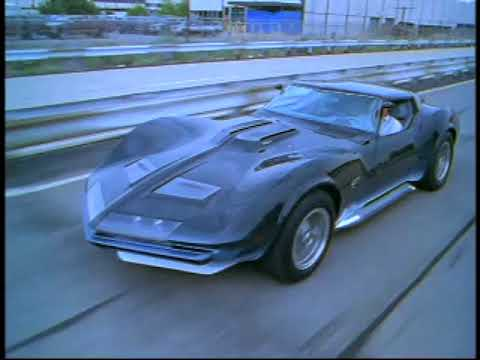 the mako shark corvette and the c3 vette youtube. Black Bedroom Furniture Sets. Home Design Ideas