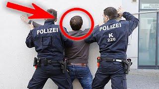 Kinderschläger Prank ESKALIERT KOMPLETT - Polizei gerufen !!!