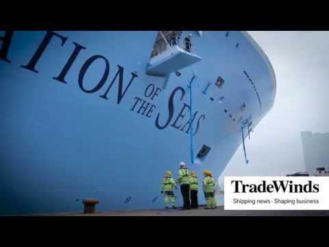 Royal Caribbean CEO bullish on China despite recent market softness.