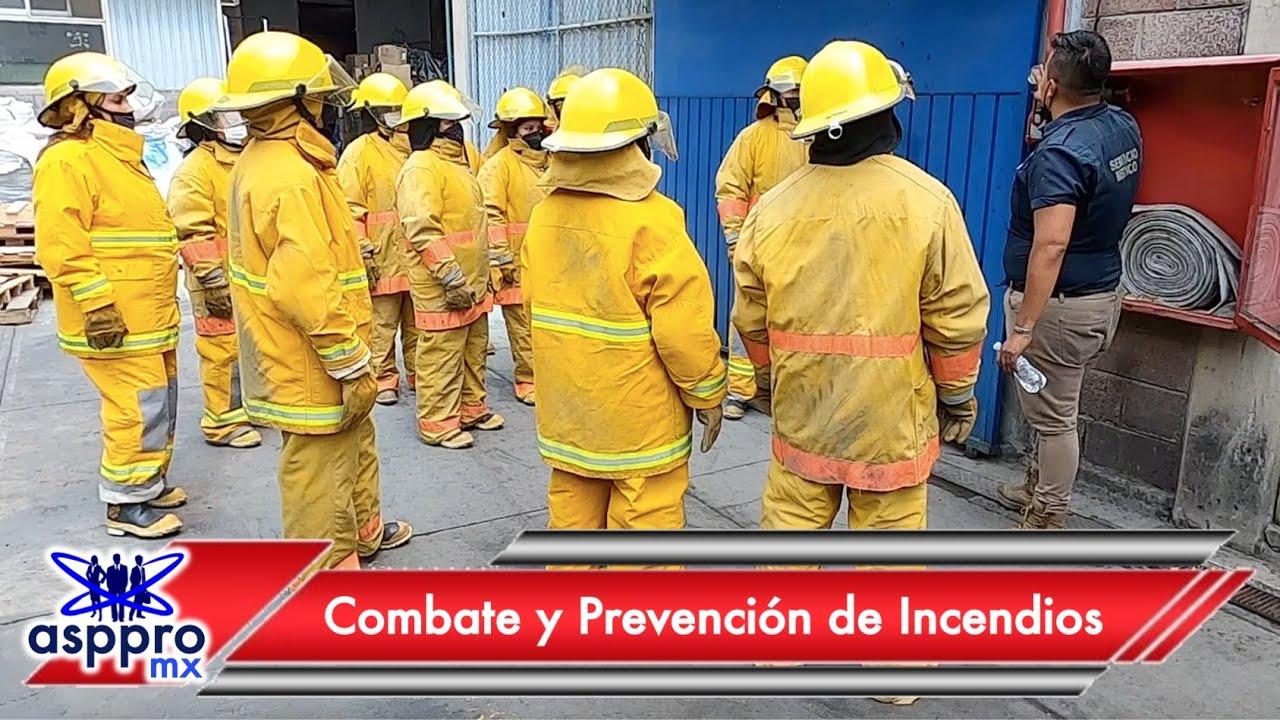 PANAM - Combate y Prevención de Incendios