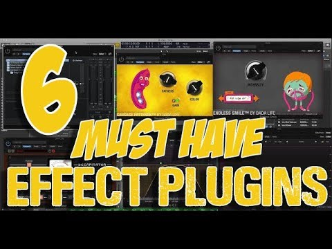 6 Must-Have Effect Plugins for Logic Pro X | Beat Maker Tutorial