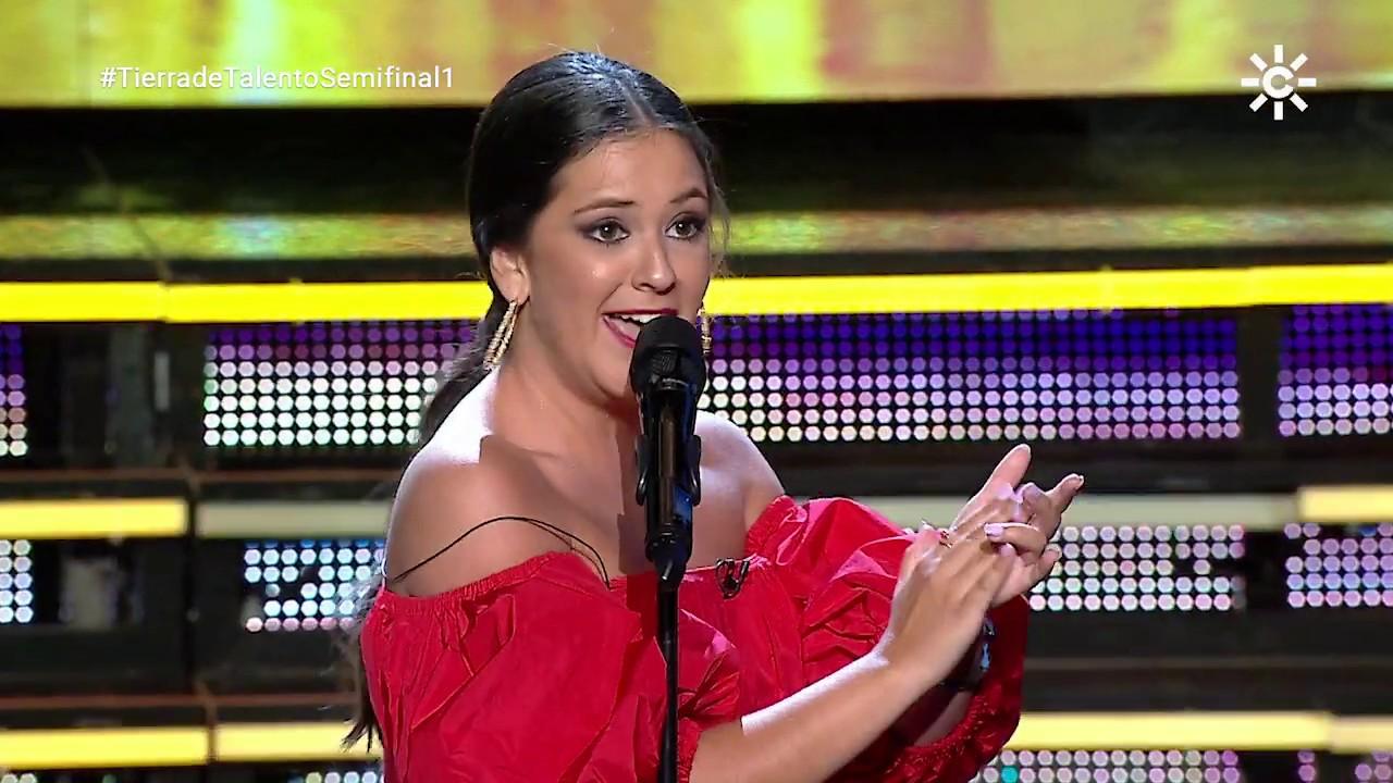 Carmen Cabeza - 'María la portuguesa' (Carlos Cano). Semifinal 'Tierra de Talento' (T2)