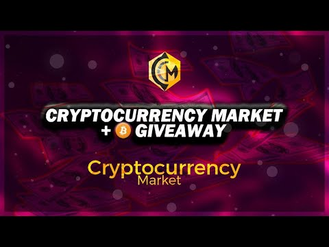 Cryptocurrency Market! Presale from MORCRYPTO Exchange! Fully Regulated! BTC Giveaway!