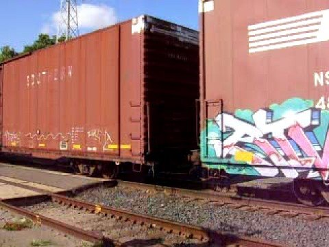 Cp Rail Local From St Paul Ford Plant Youtube
