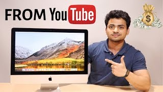 From Youtube Money | iMac 21.5 inch 4k Retina Display | Tech Unboxing