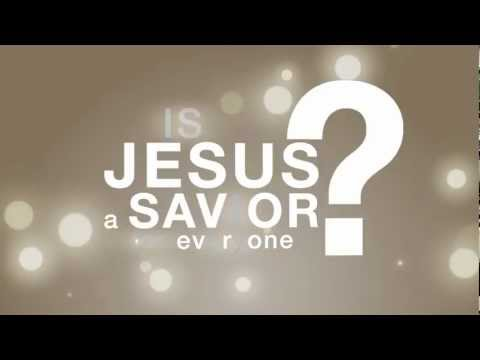 C4: Ignite Your Catholic Faith - Is Jesus a Savior for Everyone?