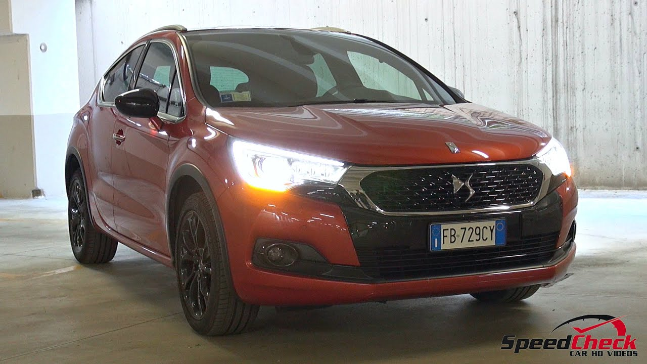 2016 citroen ds4 crossback 1 6 e hdi walkaround star doovi. Black Bedroom Furniture Sets. Home Design Ideas