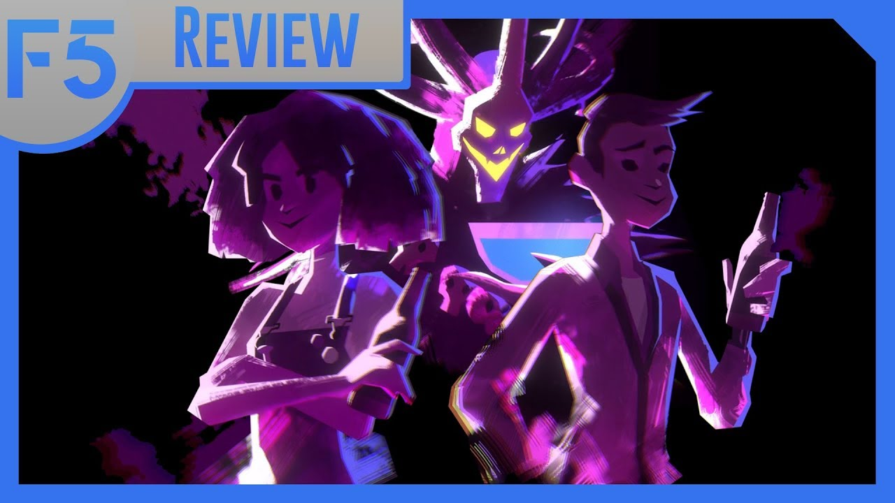 Afterparty Review: Hell of a Good Time (Video Game Video Review)