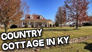 Country Cottage in Kentucky - between Lexington and Danville KY