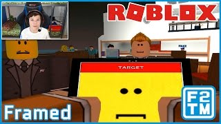 Roblox Framed (I'VE BEEN FRAMED FOR A CRIME I DIDN'T COMMIT!!!)