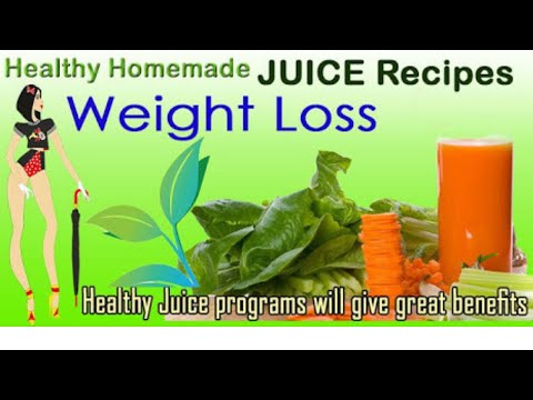 homemade-juice-recipes-for-weight-loss---here's-the-best-homemade-juice-recipes-for-weight-loss