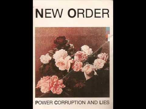 New Order - Power, Corruption & Lies