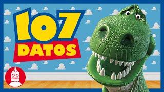 107 Datos de Toy Story Que DEBES Saber (Atómico #37) en Átomo Network