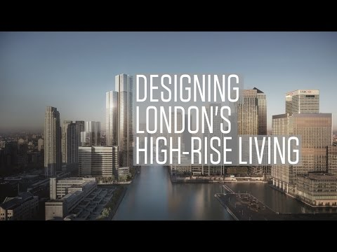Designing London's High-Rise Living
