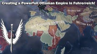 Rebuilding the Ottoman Empire in Fuhrerreich (Hoi4 Speedrun/Timelapse)