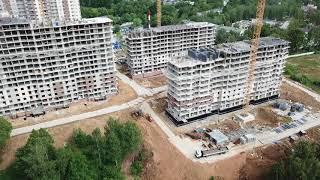 видео в Химках 2019 жилой комплекс
