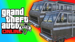 GTA 5 Online: UNLIMITED Pegasus Vehicles Glitch! Unlimited Vehicles After Patch 1.11 (GTA V)