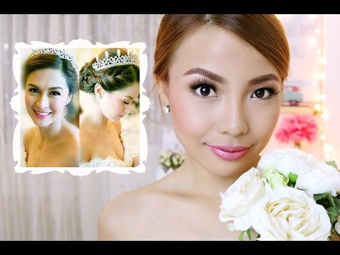 Marian Rivera Bridal/Wedding Makeup