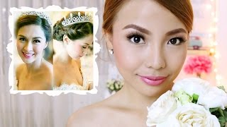 By Request: MARIAN RIVERA Bridal/Wedding Make Up