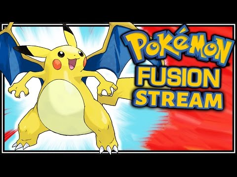 Pokemon Fusion STREAM + WONDERTRADE! (Pokemon Sun and Moon)