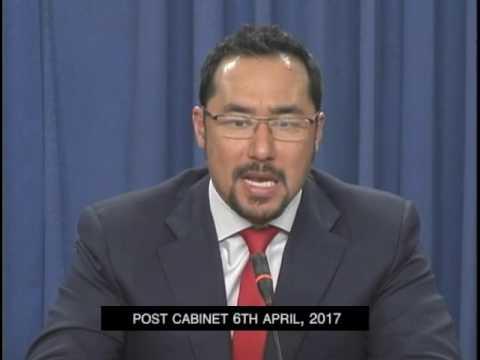 Post Cabinet Press Briefing - April 6, 2017