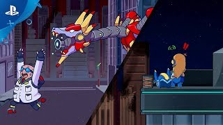 20XX - Launch Date Announce Trailer | PS4
