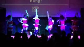 Afternoon school は、Bang!が踊りたくて集まったチームです! 初お披露...