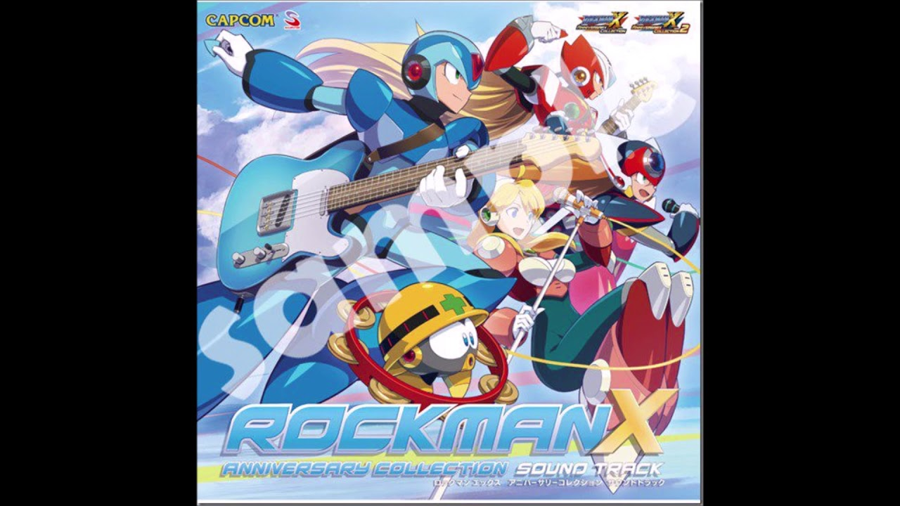 Mega Man X Legacy Collection Soundtrack - 02 ORBIT - hmong video