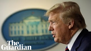 Coronavirus: Trump gives update with US task force – watch live