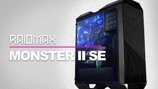 Case Komputer ZAMAN NOW : Raidmax Monster II SE