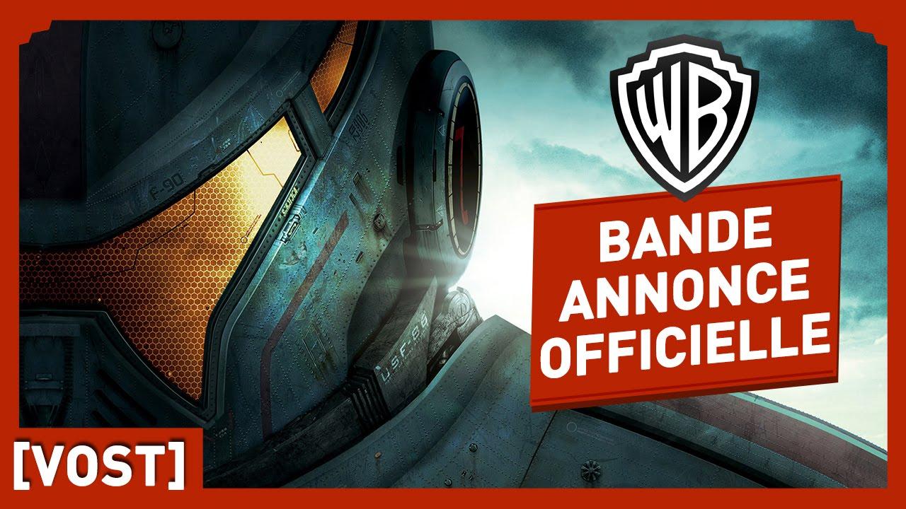 Pacific Rim - Bande Annonce Officielle (VOST) - Guillermo Del Toro / Charlie Hunman / Idris Elba