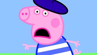 Peppa Pig English Episodes 💝Peppa Pig's Dress-up Special | Peppa Pig Official | 4K