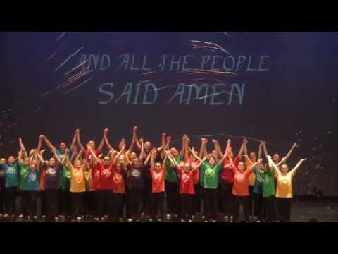 Girls of Grace - And All The People Said Amen