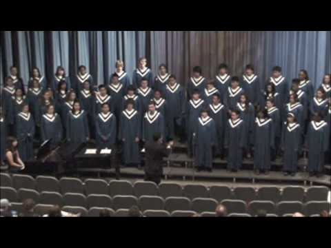 Sleep, Elwood John Glenn High School 2010 Spring Concert.m4v
