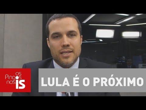 Felipe Moura Brasil: Lula é O Próximo