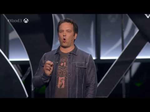 Cyberpunk 2077 Trailer! Live @ E3 2018!