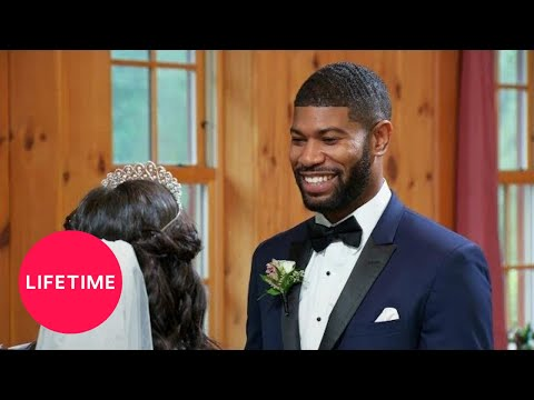 Married at First Sight: Keith and Kristine Are Married (Season 8) | Lifetime