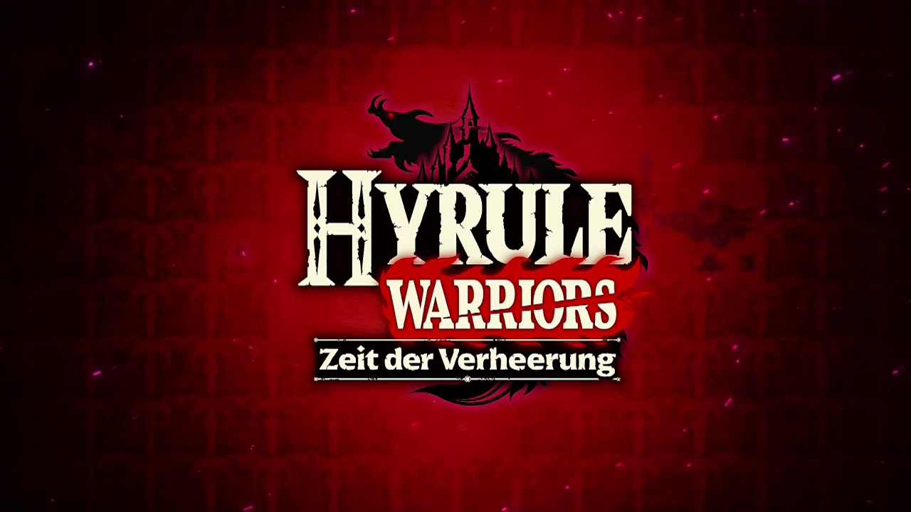 Hyrule Warriors Zeit Der Verheerung Intro Youtube