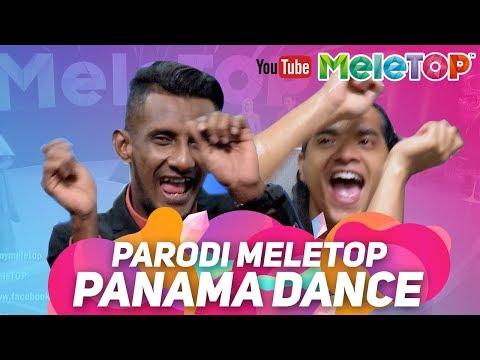 Parodi MeleTOP Panama Dance | Mamak Puteh & Atu Zero