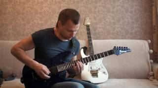 Guitar Solo №10 - Song «Perfect God»