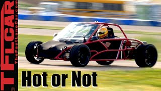 Velocity EXO Road, Track & 0-60 MPH Review - TFL Leaderboard Hot or Not Ep.11
