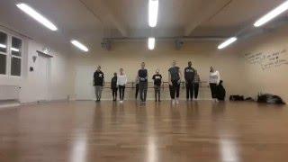 Summerlove Justin Timberlake choreography
