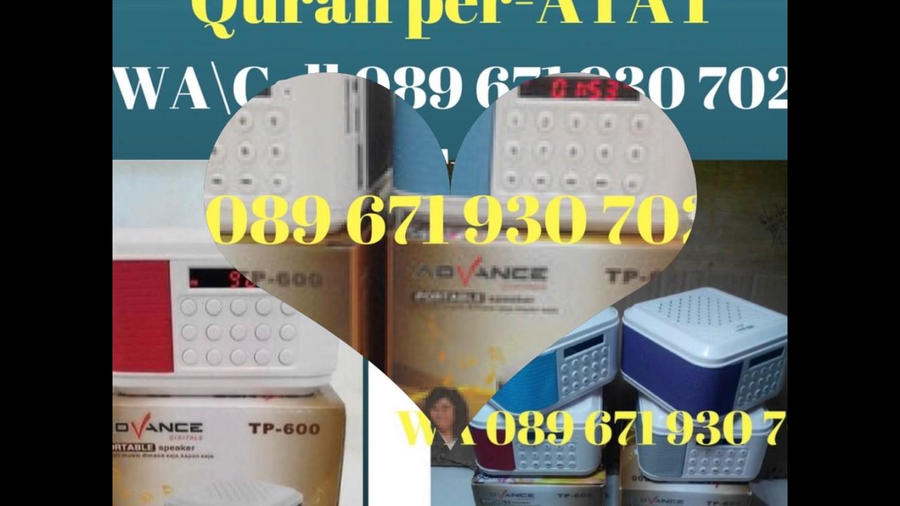 089 671 930 702 Tri 3 Jual Speaker Quran Lazada Alquran Advance T101bt Chip Speakerquran