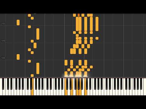 Blue Moon (as played by Ahmad Jamal) - Piano tutorial