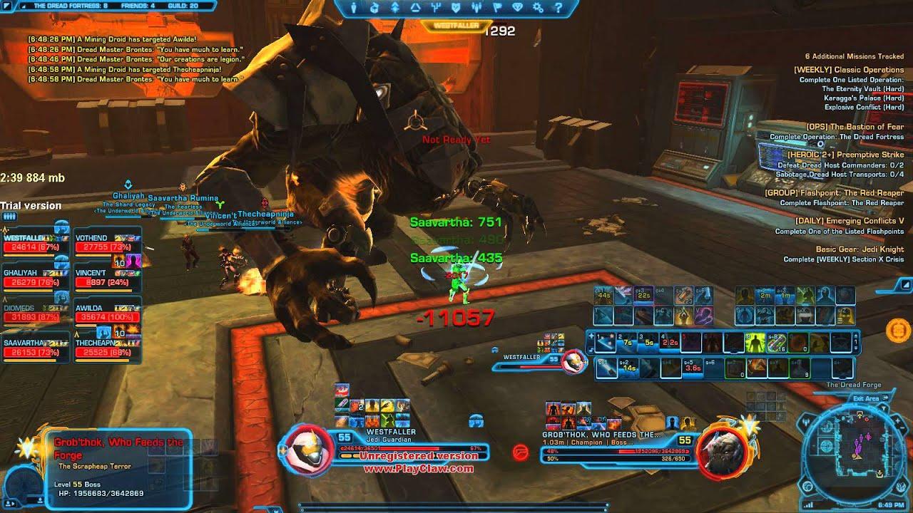 Download Dread Fortress Grob'Thok kill